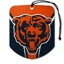 Chicago Bears Air Freshener Shield Design 2 Pack