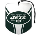 New York Jets Air Freshener Shield Design 2 Pack