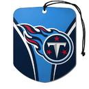 Tennessee Titans Air Freshener Shield Design 2 Pack