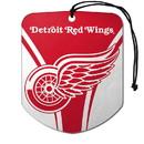 Detroit Red Wings Air Freshener Shield Design 2 Pack