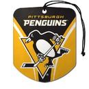 Pittsburgh Penguins Air Freshener Shield Design 2 Pack