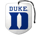 Duke Blue Devils Air Freshener Shield Design 2 Pack