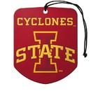 Iowa State Cyclones Air Freshener Shield Design 2 Pack