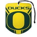 Oregon Ducks Air Freshener Shield Design 2 Pack