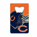 Chicago Bears Bottle Opener Credit Card Style Special Order