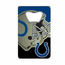 Indianapolis Colts Bottle Opener Credit Card Style Special Order
