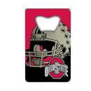 Ohio State Buckeyes Bottle Opener Credit Card Style