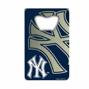 New York Yankees Bottle Opener Credit Card Style