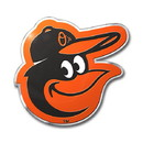 Baltimore Orioles Auto Emblem - Color