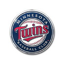 Minnesota Twins Auto Emblem - Color
