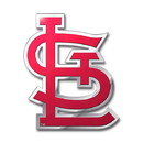 St. Louis Cardinals Auto Emblem - Color