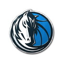 Dallas Mavericks Auto Emblem - Color