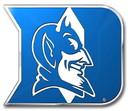 Duke Blue Devils Color Auto Emblem - Die Cut