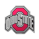 Ohio State Buckeyes Auto Emblem - Color