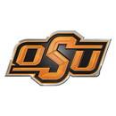 Oklahoma State Cowboys Auto Emblem - Color