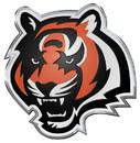 Cincinnati Bengals Auto Emblem - Color