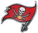 Tampa Bay Buccaneers Auto Emblem - Color