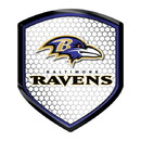 Baltimore Ravens Shield Style Reflector