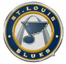 St. Louis Blues Auto Emblem - Color