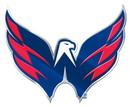 Washington Capitals Auto Emblem - Color