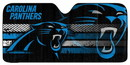 Carolina Panthers Auto Sun Shade - 59