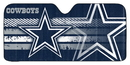 Dallas Cowboys Auto Sun Shade - 59