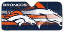 Denver Broncos Auto Sun Shade - 59