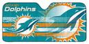Miami Dolphins Auto Sun Shade - 59
