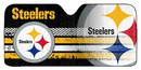 Pittsburgh Steelers Auto Sun Shade - 59