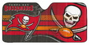 Tampa Bay Buccaneers Auto Sun Shade - 59