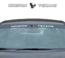 Houston Texans Decal 35x4 Windshield