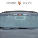 New York Mets Decal 35x4 Windshield