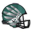 Oregon Ducks Auto Emblem - Helmet - (Promark)
