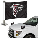 Atlanta Falcons Flag Set 2 Piece Ambassador Style