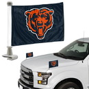 Chicago Bears Flag Set 2 Piece Ambassador Style