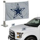 Dallas Cowboys Flag Set 2 Piece Ambassador Style