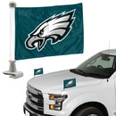 Philadelphia Eagles Flag Set 2 Piece Ambassador Style