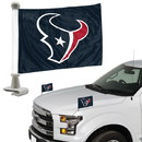 Houston Texans Flag Set 2 Piece Ambassador Style