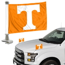 Tennessee Volunteers Flag Set 2 Piece Ambassador Style