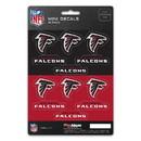 Atlanta Falcons Decal Set Mini 12 Pack