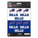 Buffalo Bills Decal Set Mini 12 Pack