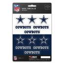 Dallas Cowboys Decal Set Mini 12 Pack