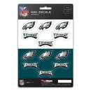 Philadelphia Eagles Decal Set Mini 12 Pack
