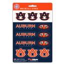 Auburn Tigers Decal Set Mini 12 Pack