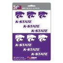 Kansas State Wildcats Decal Set Mini 12 Pack