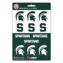 Michigan State Spartans Decal Set Mini 12 Pack