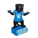Carolina Panthers Garden Statue Mascot Design Special Order