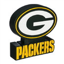 Green Bay Packers Garden Statue Mascot Design Special Order