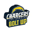 Los Angeles Chargers Garden Statue Mascot Design Special Order