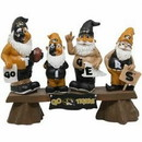 Missouri Tigers Garden Gnome - Fans on Bench